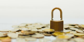 What is a secured loan?