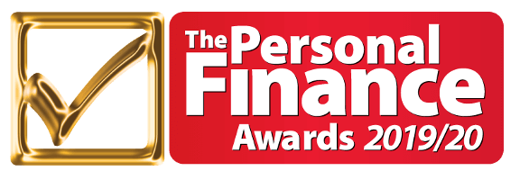 The Personal Finance Awards logo