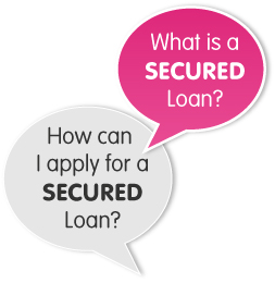 How to get a secured loan