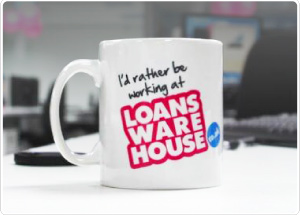 I'd rather be working at Loans Warehouse